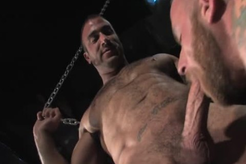 banged Up (Spencer Reed, Derek Parker)