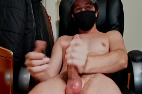 spooge, spooge, spooge! A oozy & Sticky dick Workout From CAPTAINRODDY 2 U!
