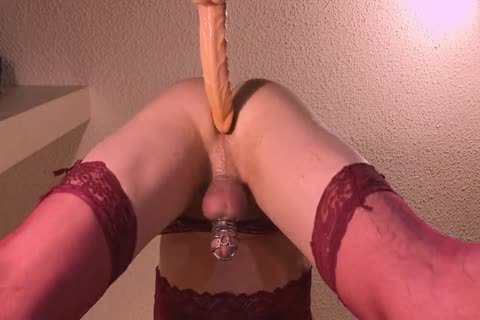 Sissygasm Chastity Training - Day 5