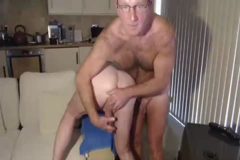 Two Daddies Play On web camera