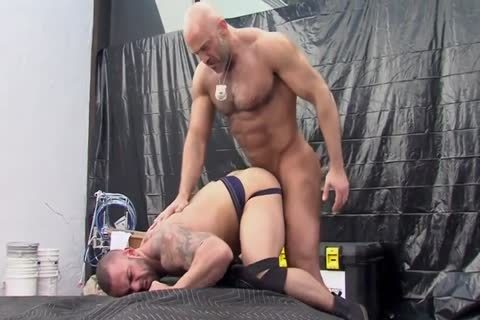 Muscle tied Body Builder Lorenzo Flexx likes Getting slammed - Costarring Dirk Caber, Jason Vario And Dallas Steele