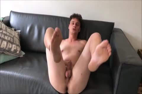 older twink Satisfies young man In POV