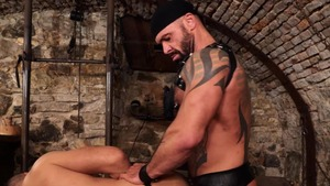 delicious Muscle Sub - Bruno Turbo wazoo Licking Sex