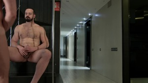 Gods Of Men: ANDY ONASSIS nailed hard sex tape