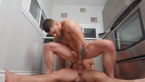 Mr. Fix-it - Alex Mecum with William Seed American Hook up