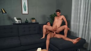 Conjuring penis - Alex Mecum and Michael DelRay American Nail