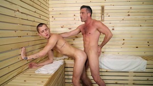 nasty Rock Confessions - Lance Hart & Theo Brady American Nail