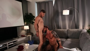 humongous Screen Narcissus: bare - Matt Anders, Tyler Berg booty Licking Sex