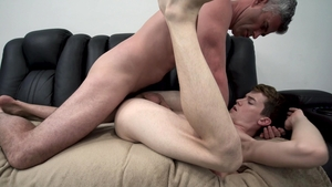 Family Dick - Filthy Alex Meyer gagging video