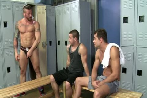Hugh Hunter, Luke Milan And Dimitri Kane (INBC)