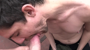 Latin Leche: Slamming hard in tandem with slut