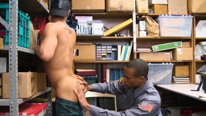 YoungPerps.com - Officer Timarrie Baker gets real fucking