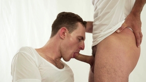 MissionaryBoys - Elder Boon in shoes & President Oaks swallow