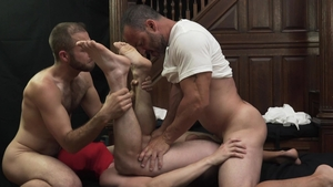 MissionaryBoys: Young priest President Lewis desires good fuck