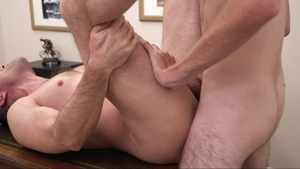 MissionaryBoys - Penis Elder Ingles stroking