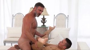 MissionaryBoys - Elder Land in a dress loves nailing