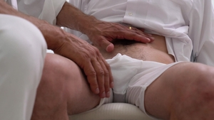 MissionaryBoys - Trap Elder Lund wants stroking wearing briefs