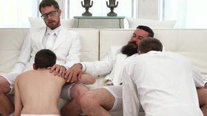 MissionaryBoys.com: Elder Garrett has big dick