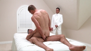 Missionary Boys: Coach Elder Kimball forced swallow