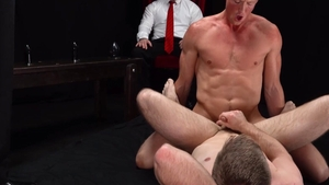 MissionaryBoys - Tight balls Elder Kimball ass fucking