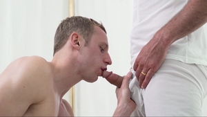 MissionaryBoys - Thick Elder Holland ass fucking