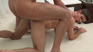MissionaryBoys.com - Elder Ence wearing panties sucks balls