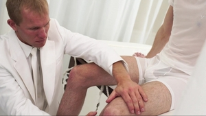 MissionaryBoys.com: Blond haired Elder Ricci begging video