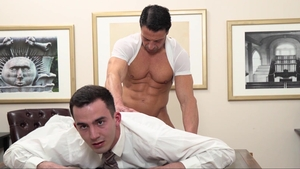 Prostate sex tape next to young hard Elder Dudley