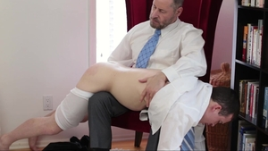 MissionaryBoys - Spanking as well as thick driver Elder Foster
