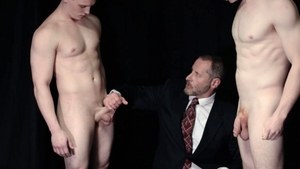 Missionary Boys: Young hunk Elder Larsen desires hard slamming