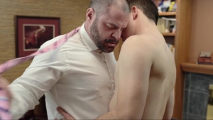 MissionaryBoys.com - Young Elder Foster ass fucking scene