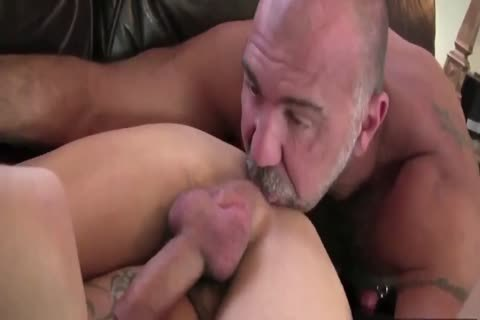 DADDY TRAINS YOUR booty WITH HIS palpitating wang