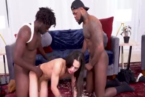 White Femboy receives What Sissies Dream Of