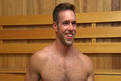 attractive Muscle fellow have a enjoyment dildos In His aperture