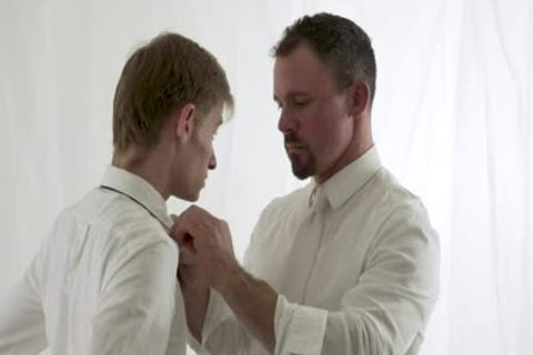 submissive Church lad Teased By Hung Priest