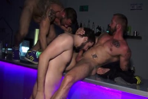 orgy, Diego Goes To A Bar To acquire banged