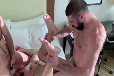 Marco Napoli, Joel anybody And Parker Allen (GD)