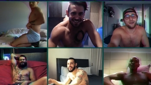 DrillMyHole.com - Calvin Banks playing with toys video