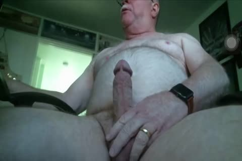 chubby Daddy thick rod