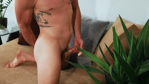 Sean Cody - Masturbating with Nolan and big penis Brysen