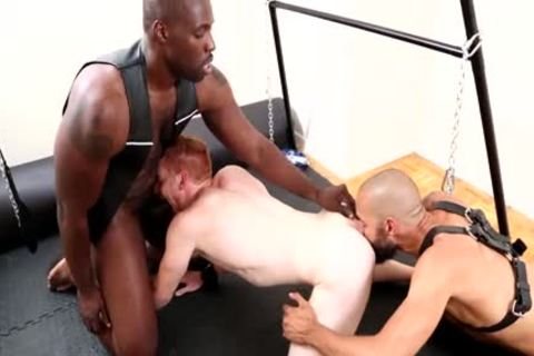 Cuff Love - Two dark boys And Red Haired dude