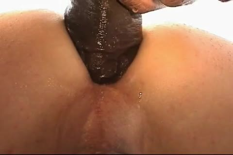 The Buttlover S moist BBC Turns On arsehole Into A love tunnel