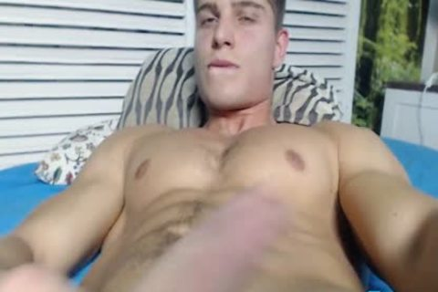 Alain Jarry On Flirt4Free - Sculpted Hunk With A ideal shlong Shows Why that guy'd Be A Great poke