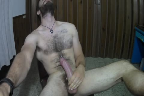 shaggy Muscled lad webcam Show
