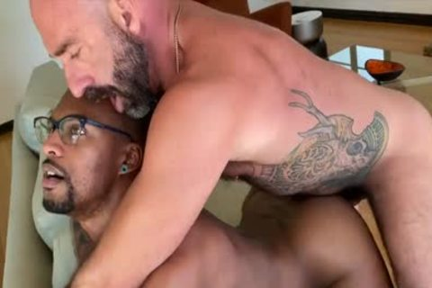 juicy Daddy bonks His twink undressed