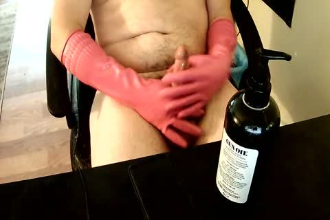 Pink Rubber!