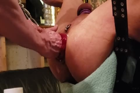 Fisted, Prolapsed, And plowed raw