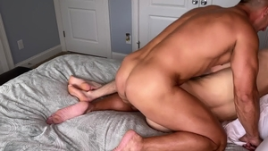Drill My Hole: Jesse Bolton very clean cumshot scene
