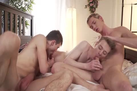 Skin Contact Sc 4 Three Amigos Hit On A Double Dicked spunk Sodden pound Fest