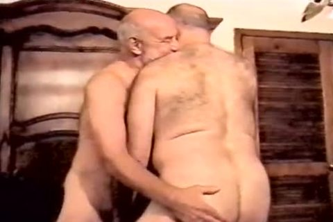 Two fashionable daddy males have a joy fucking And sucking